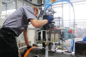 portable machining handson