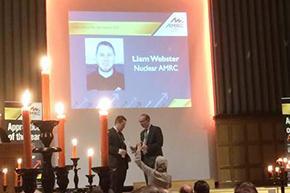 apprentice awards Webster