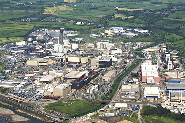 Sellafield site