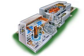 ABWR cutaway
