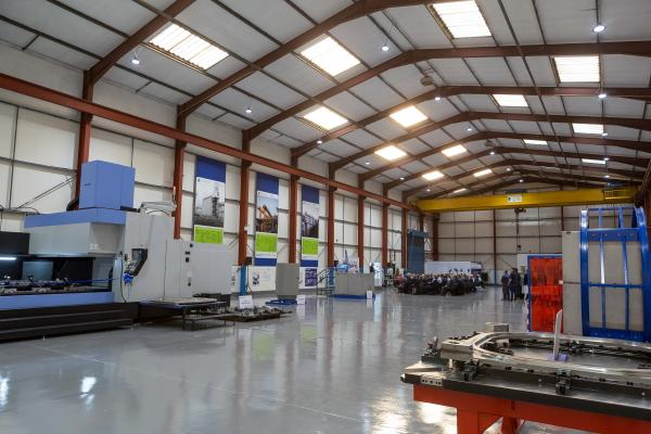 Metalcraft facility