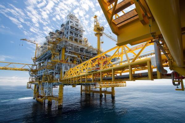 oil gas platform
