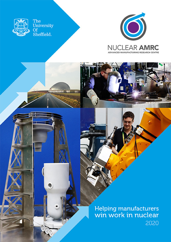 Nuclear AMRC brochure cover
