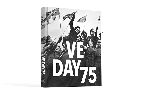 VE Day 75 commemorative album cover image
