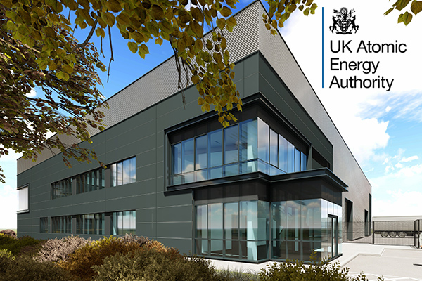 Design for UKAEA Rotherham facility