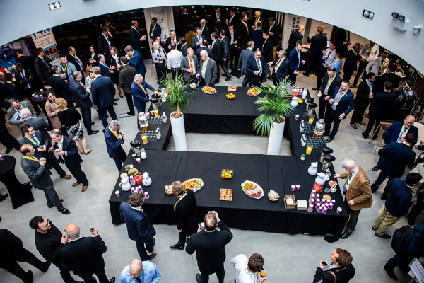 networking event in 2019