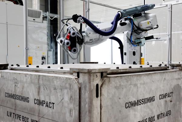 3m3 box robot