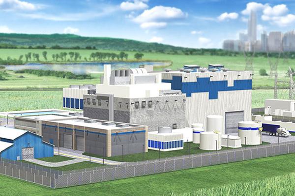 Westinghouse SMR concept