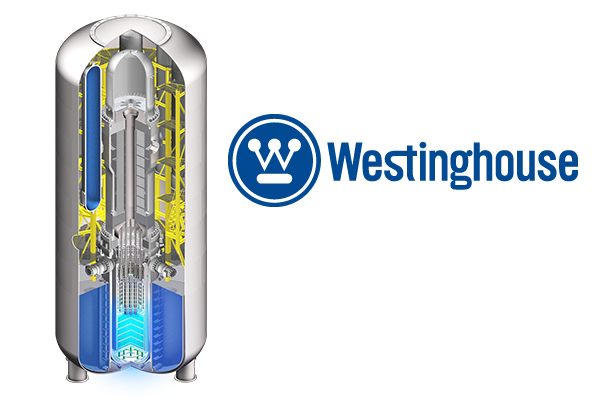 Westinghouse SMR with logo